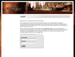 mytruthproject.org screenshot