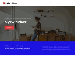 mytwinplace.com screenshot