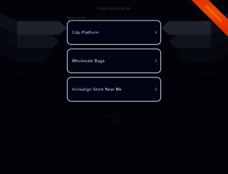 myuniquebag.de screenshot