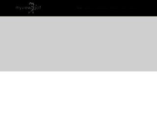 myviewgolf.com screenshot