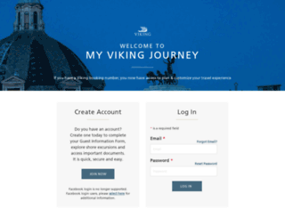 myvikingjourney.com screenshot
