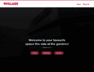 myvillage.sg screenshot