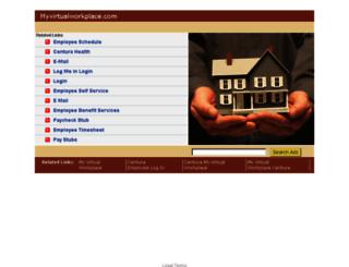 myvirtualworkplace.com screenshot