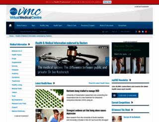 myvmc.com screenshot