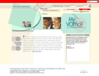 myvoffice.com screenshot