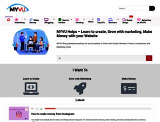 myvu.com screenshot