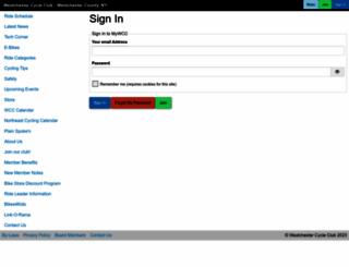 mywcc.com screenshot