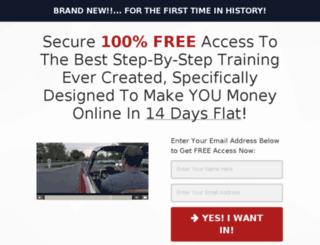 mywebtrafficformula.com screenshot