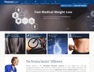 myweightdoctor.com screenshot