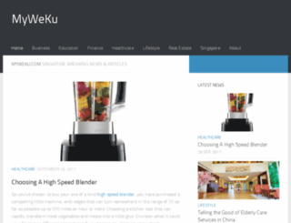 myweku.com screenshot