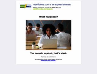 mywifizone.com screenshot