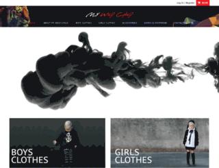 mywildchild.com.au screenshot
