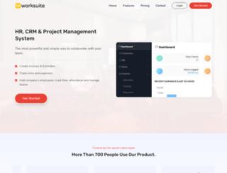 myworkforce.com screenshot
