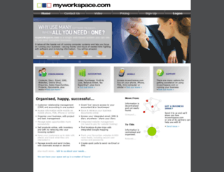 myworkspace.com screenshot