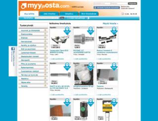 myyjaosta.com screenshot