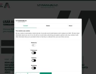 myynninmaailma.fi screenshot