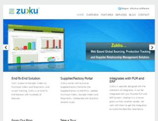 myzukku.com screenshot