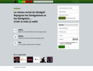 mz.senerew.com screenshot