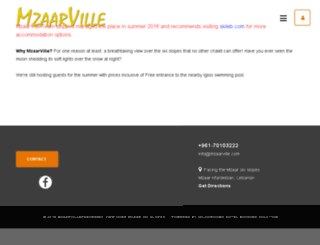 mzaarville.com screenshot