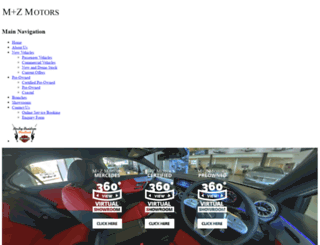 mzmotors.metjeziegler.com screenshot