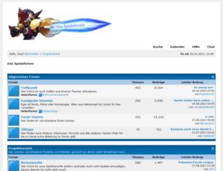 n-community.de screenshot