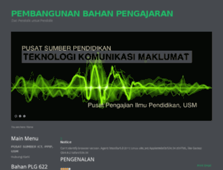 n-communityusm.com screenshot