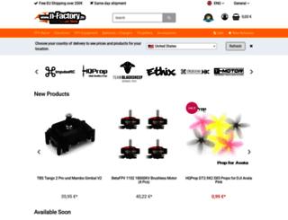 n-factory.de screenshot