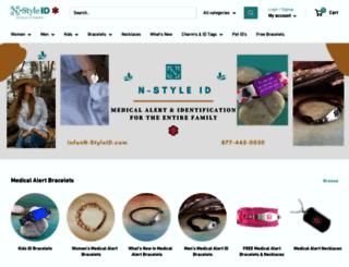 n-styleid.com screenshot