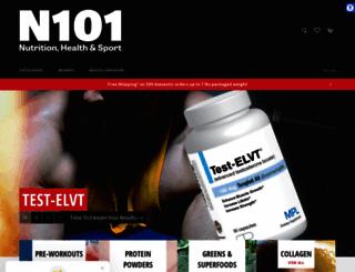 n101.com screenshot