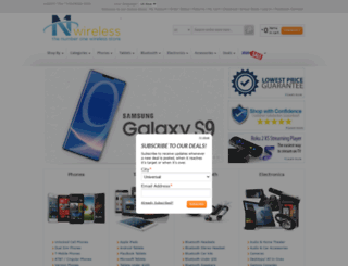 n1wireless.com screenshot