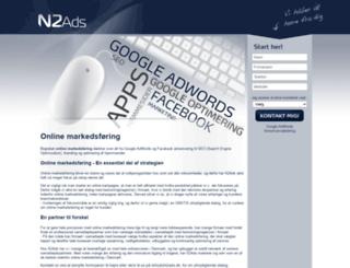 n2ads.dk screenshot