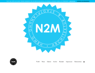 n2m-architekten.de screenshot