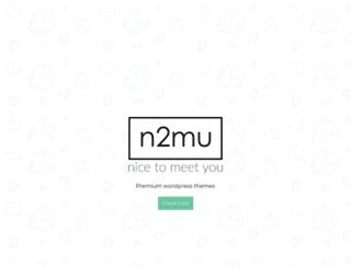 n2mu.studio screenshot