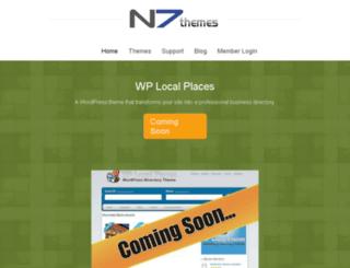 n7themes.com screenshot