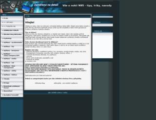 n95nokia.cz.tl screenshot