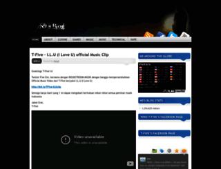 n9neo.wordpress.com screenshot
