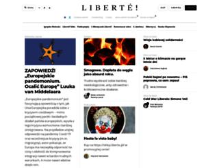 na.liberte.pl screenshot