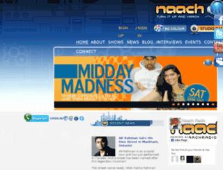 naachradio.com screenshot