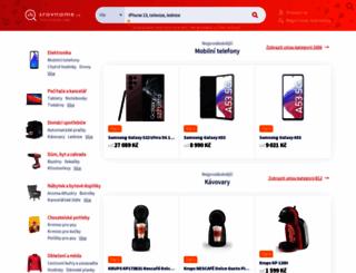 naakup.cz screenshot