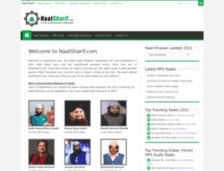 naatsharif.com screenshot