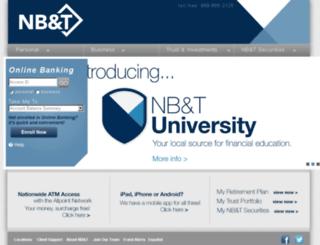 nabatco.com screenshot