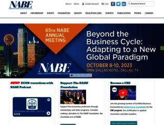 nabe.com screenshot