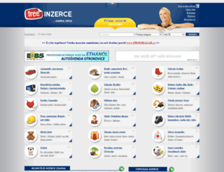 nabytek-bydleni.free-inzerce.cz screenshot