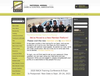 nacanet.site-ym.com screenshot