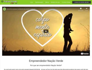 nacaocomvc.com.br screenshot