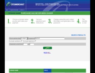 nacbol.com screenshot
