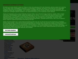 nachbarschaftsstreit.de screenshot