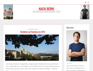 nachbern.ch screenshot