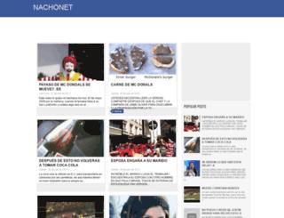nachonet-t.blogspot.com screenshot