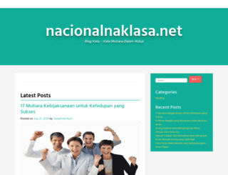 nacionalnaklasa.net screenshot